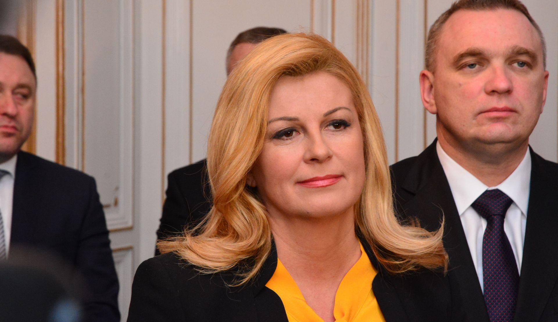 FPZG ne da podatak dolazi li Grabar Kitarović na predavanja