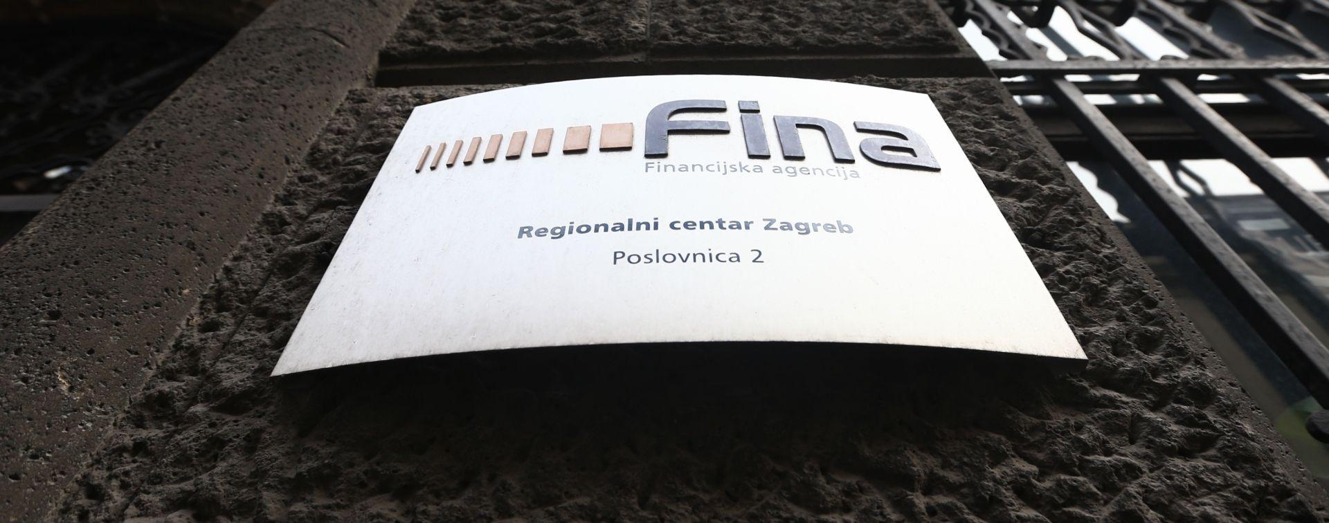 FINA Poduzetnici u trgovini na malo u 2015. ostvarili 431,2 mln kuna dobiti
