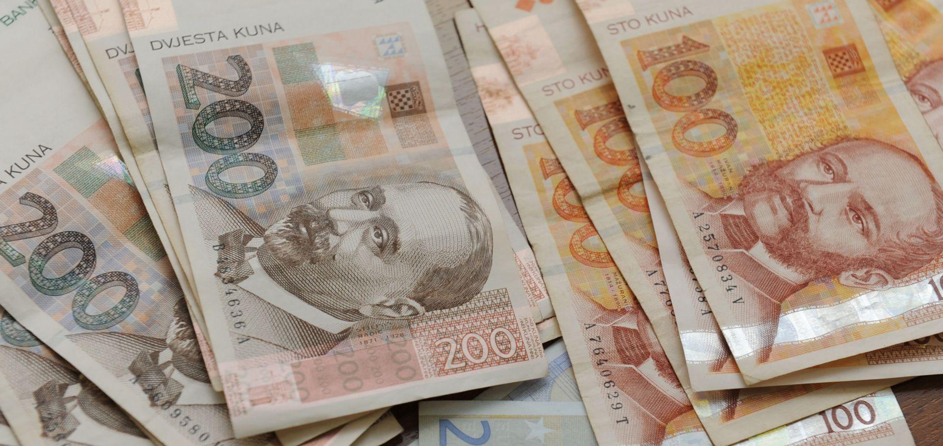 Javni dug stabiliziran; iznosi 289 milijardi kuna