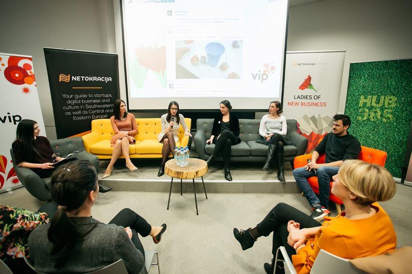 Panel 'Developerice u svijetu developera'