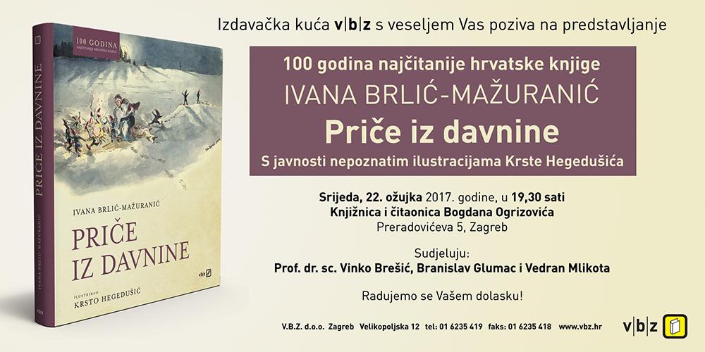 FOTO: Sto godina najčitanije hrvatske knjige