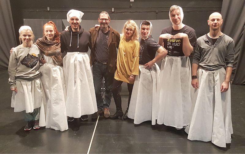 Trideset godina čakovečke Kazališne družine Pinklec