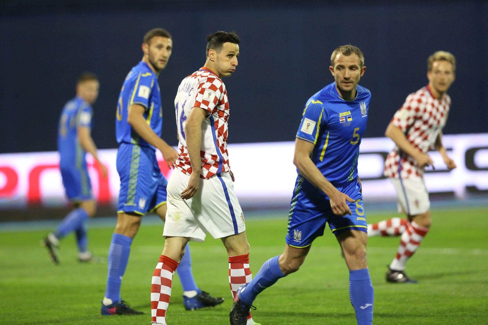 KVALIFIKACIJE: Hrvatska pobjedom protiv Ukrajine sve bliže SP-u