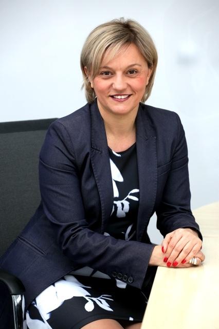 Sanela Dropulić, hrvatska poduzetnica i voditeljica Virtualnog ženskog poduzetničkog centra