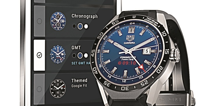 TAG Heuer Connected 2: Smartwatch na luksuzni način