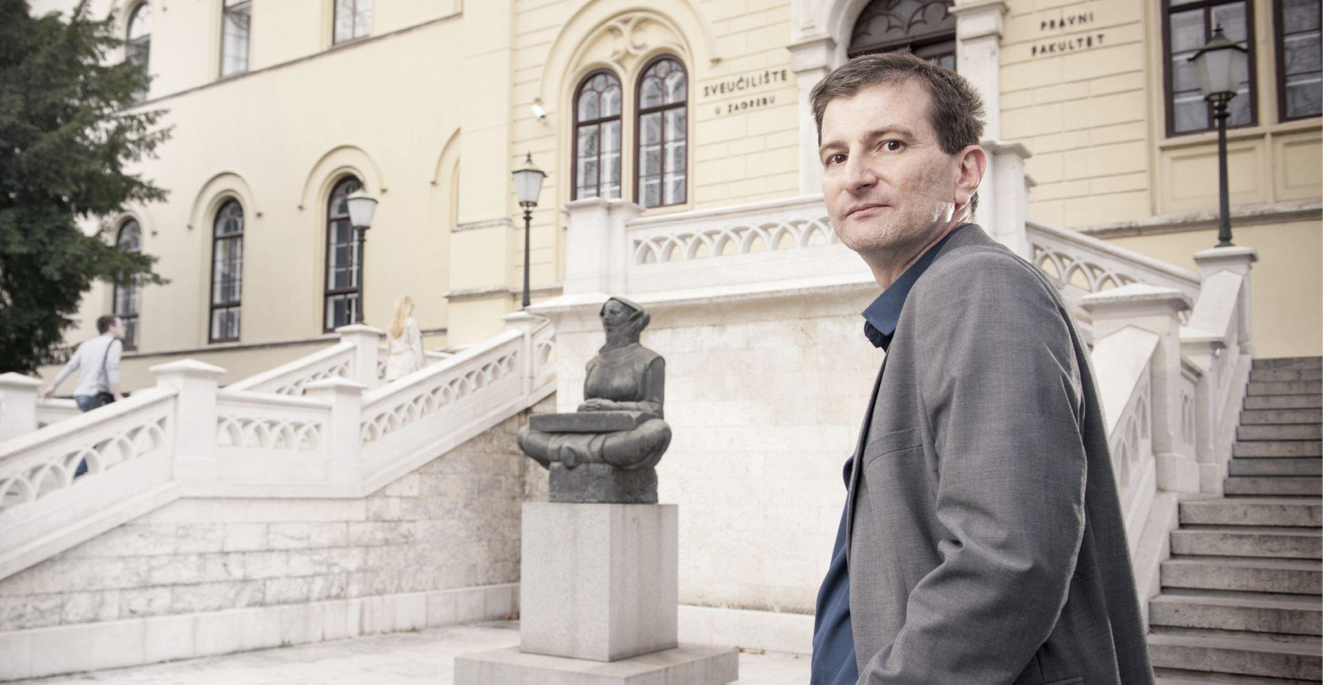 INTERVIEW: TOMISLAV BRACANOVIĆ 'Zbog Borasova eksperimenta neki će profesori dobiti otkaz'