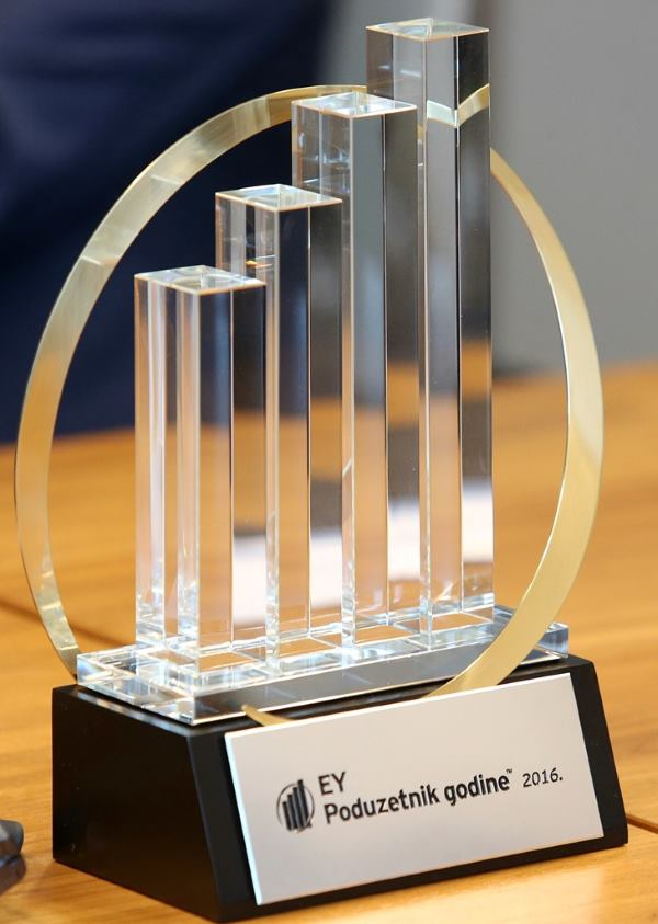 Trofej EY Poduzetnik godine