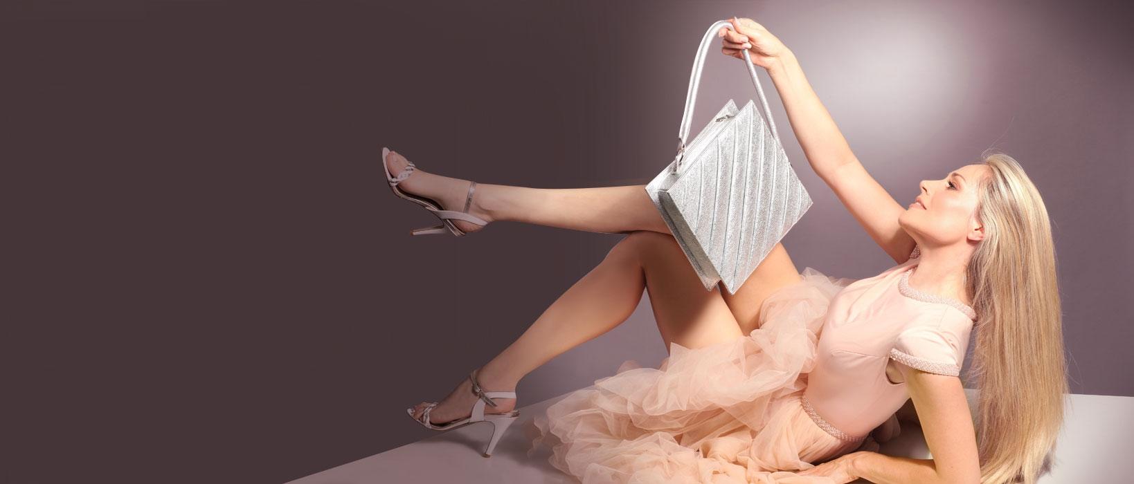 FOTO: UP DESIGN Slovenska dizajnerica specijalizirana za stylish torbice od kože