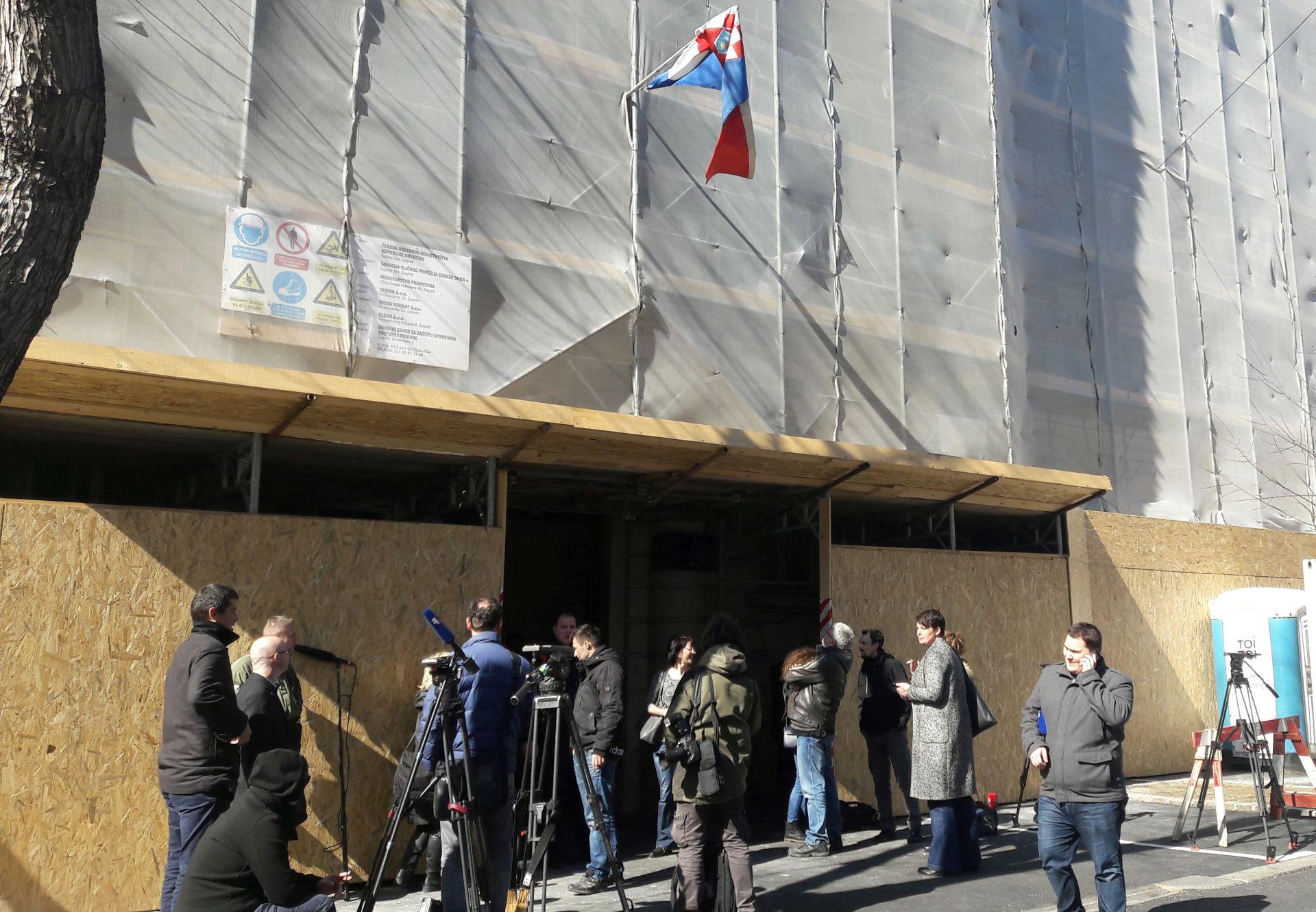 Vlada na zatvorenom dijelu sjednice smijenila Tereziju Matić