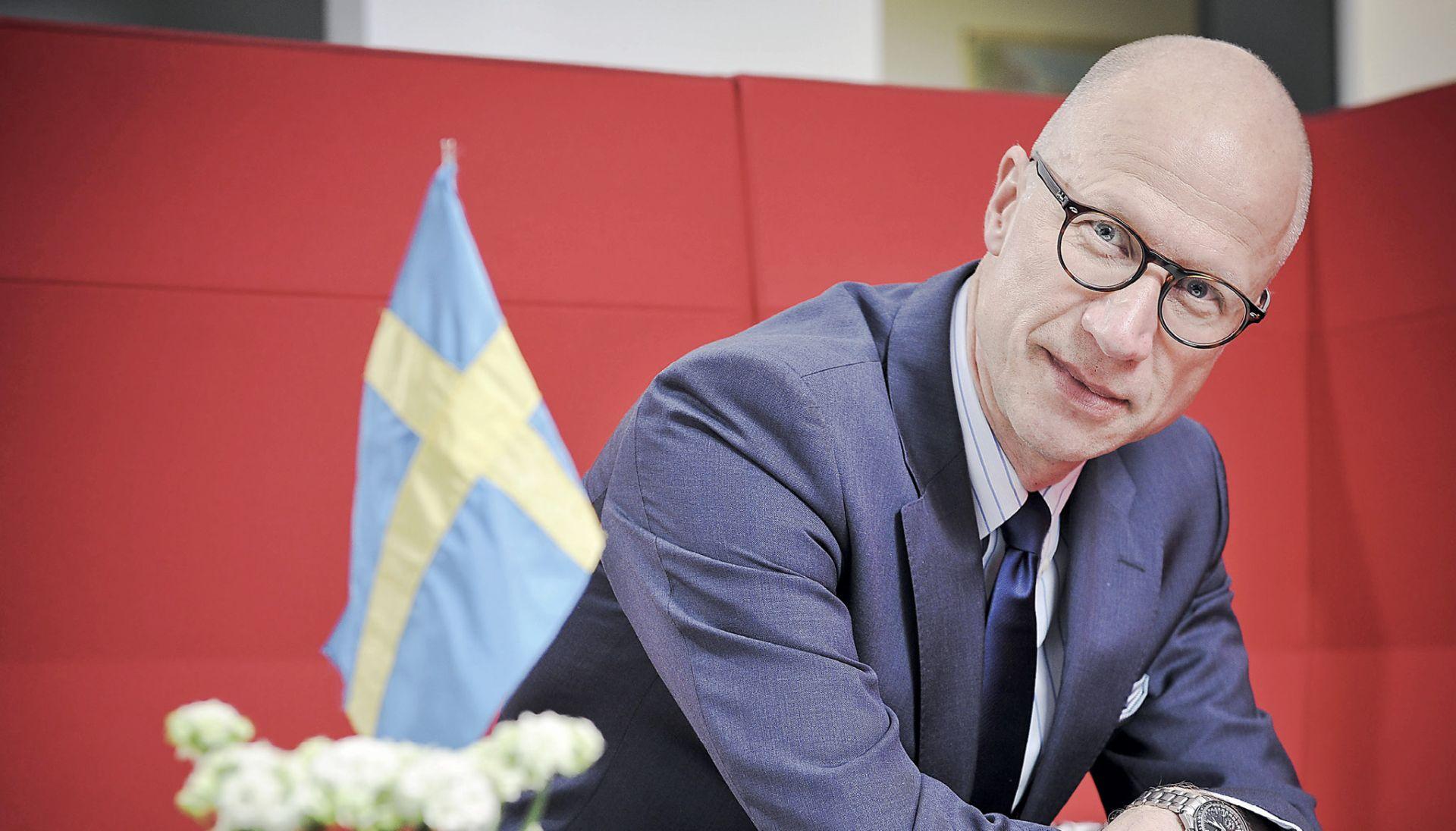 INTERVIEW: LARS SCHMIDT 'U Švedskoj uvodimo vojni rok, a tu odluku podržava 70 posto građana'