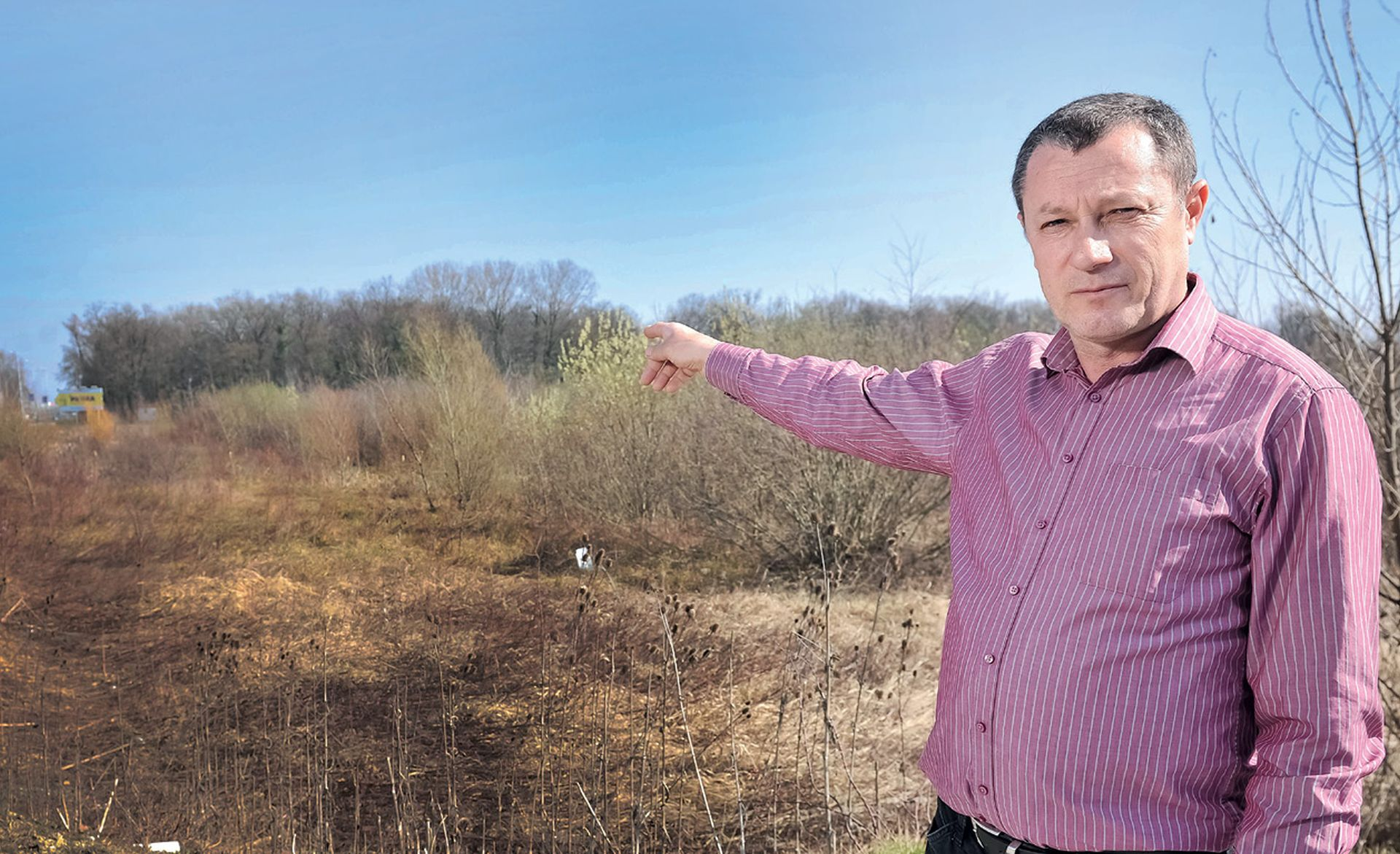 'Imam papir koji dokazuje da je Slobodan Ljubičić tajni suvlasnik zemljišta u Resniku'