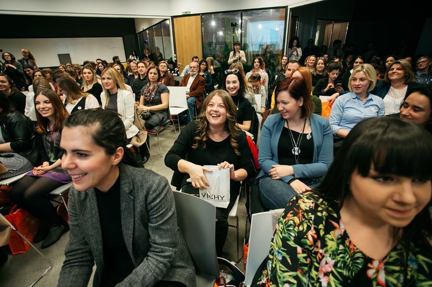 Odlična atmosfera tokom konferencije 'Ladies of New Business' u prostoru HUB385