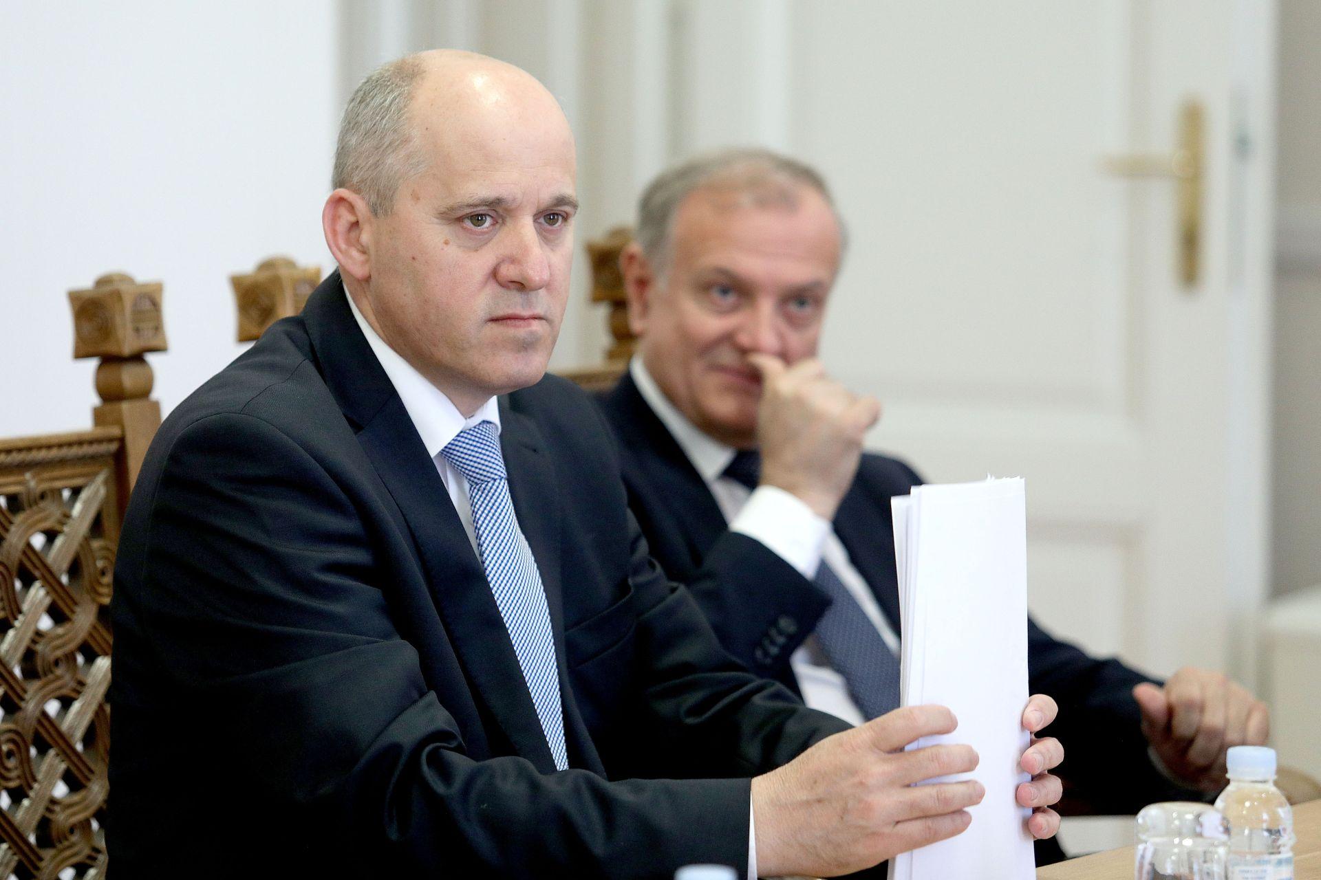 BRANKO BAČIĆ: 'HDZ će podržati Mostov prijedlog zakona o arhivskoj građi'