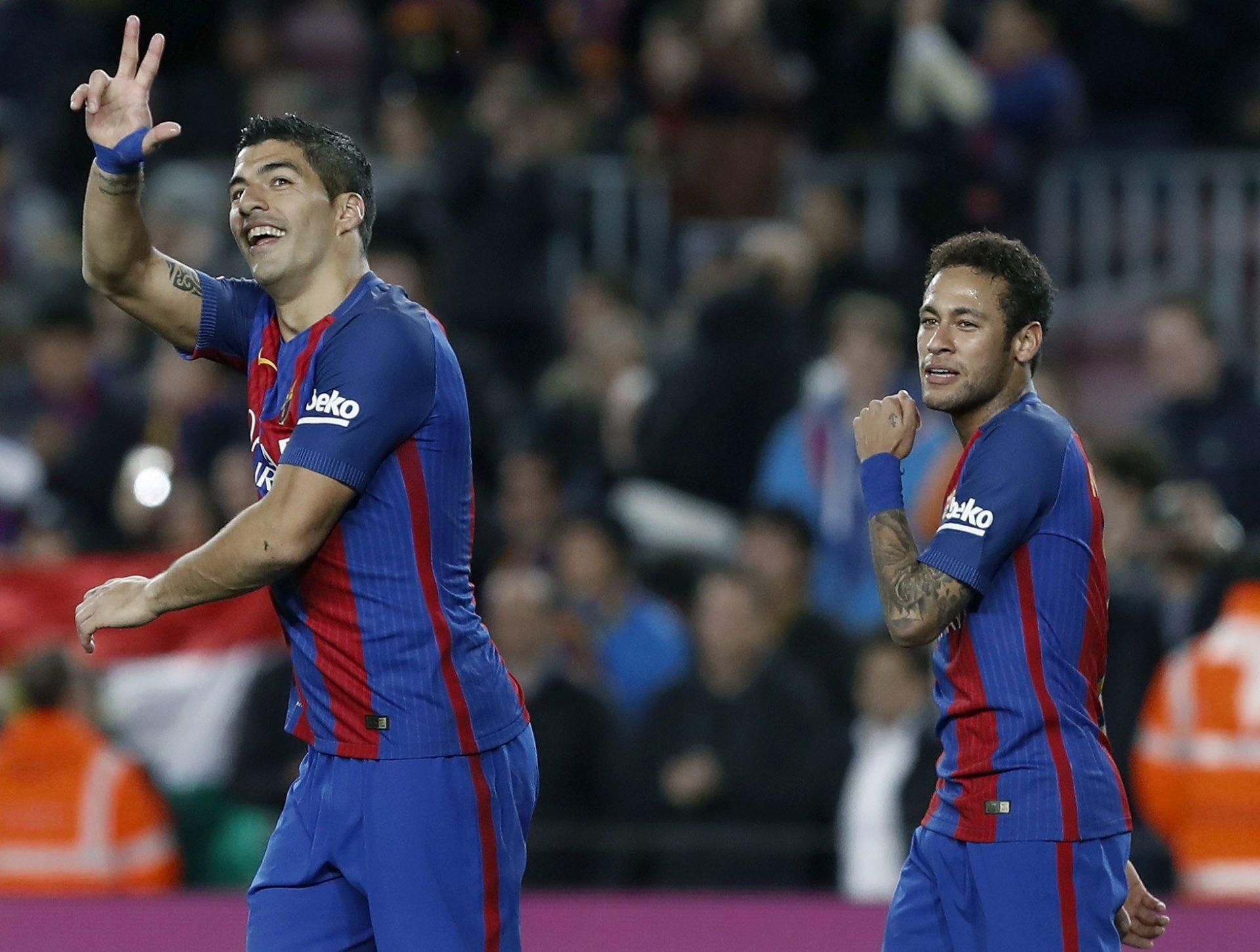 ENRIQUE: 'Ako PSG može nama zabiti četiri gola, onda Barca može zabiti šest'