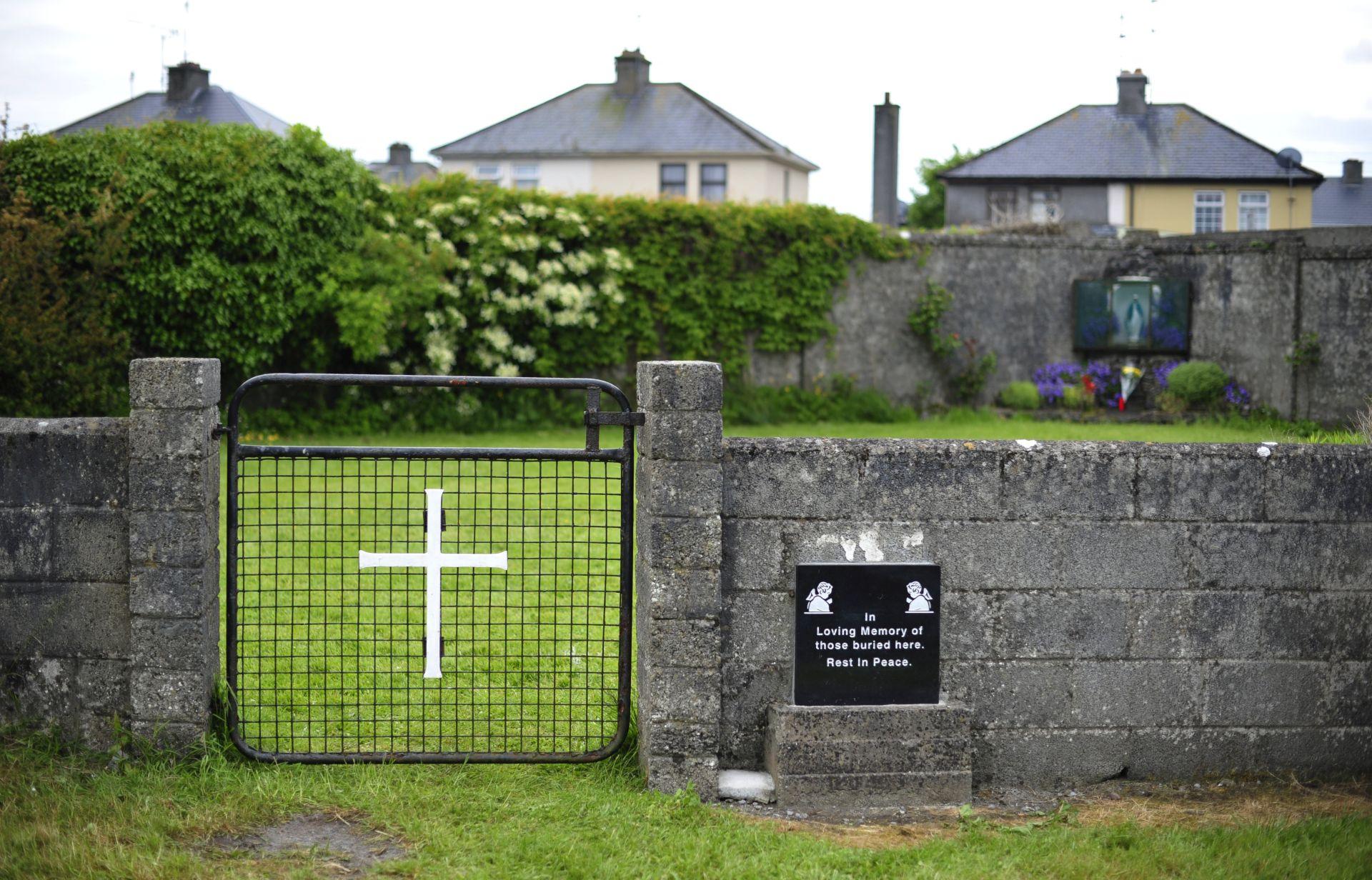 UŽAS U IRSKOJ: 'Osjećam da su ta djeca bačena kao smeće'