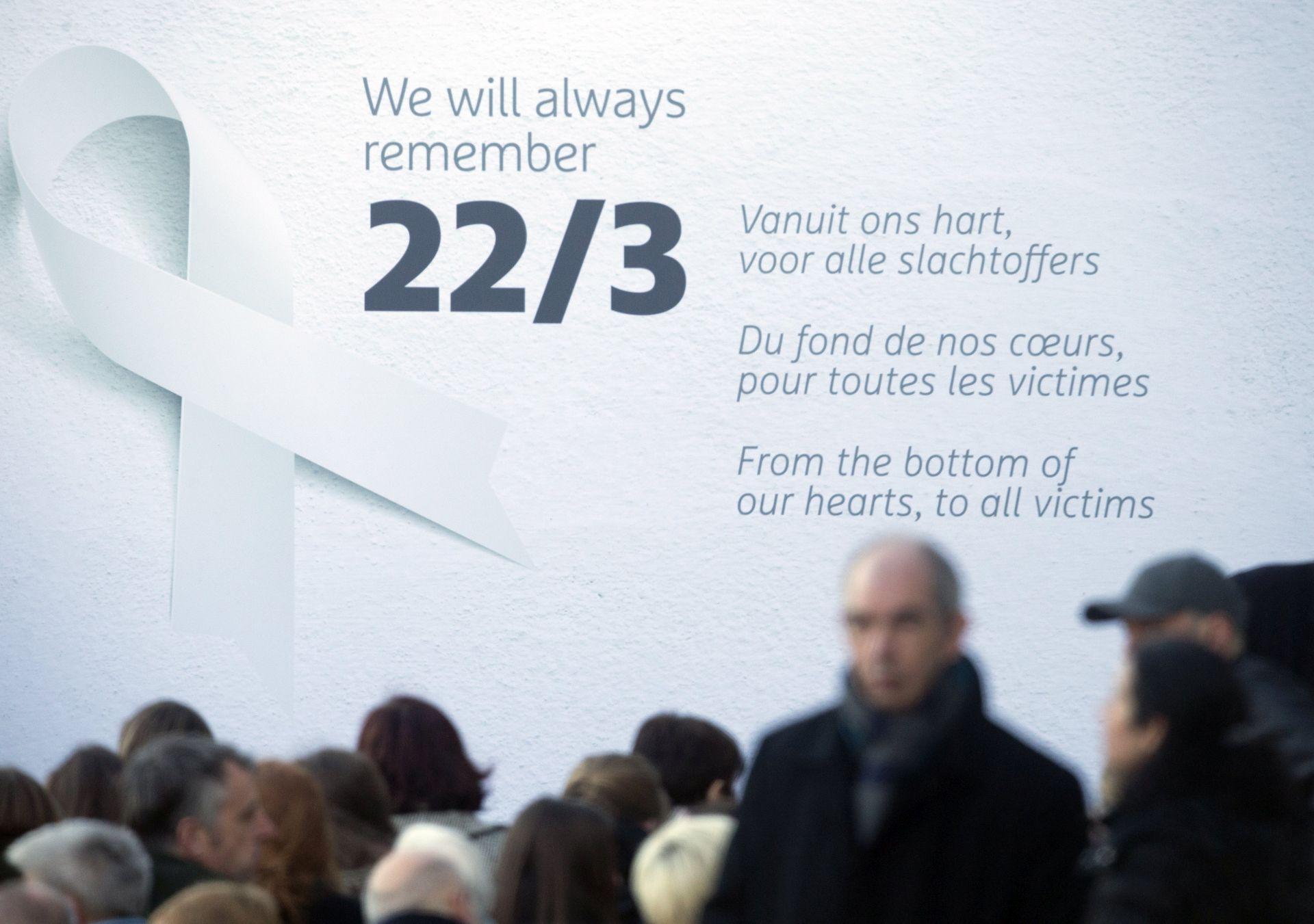 Belgija se danas prisjeća najgorih atentata u svojoj povijesti