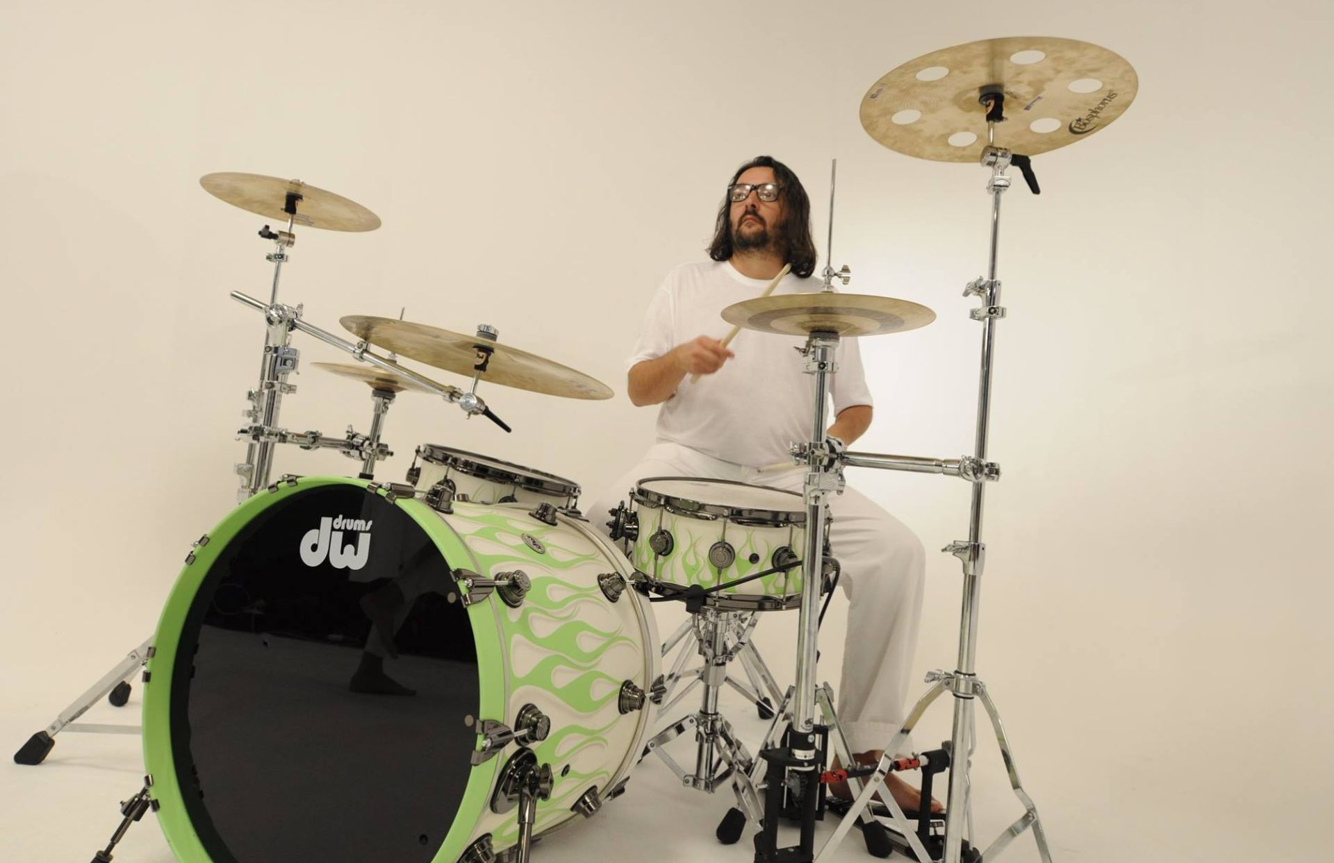 Berin Tuzlić, bubnjarski virtuoz iz Sarajeva