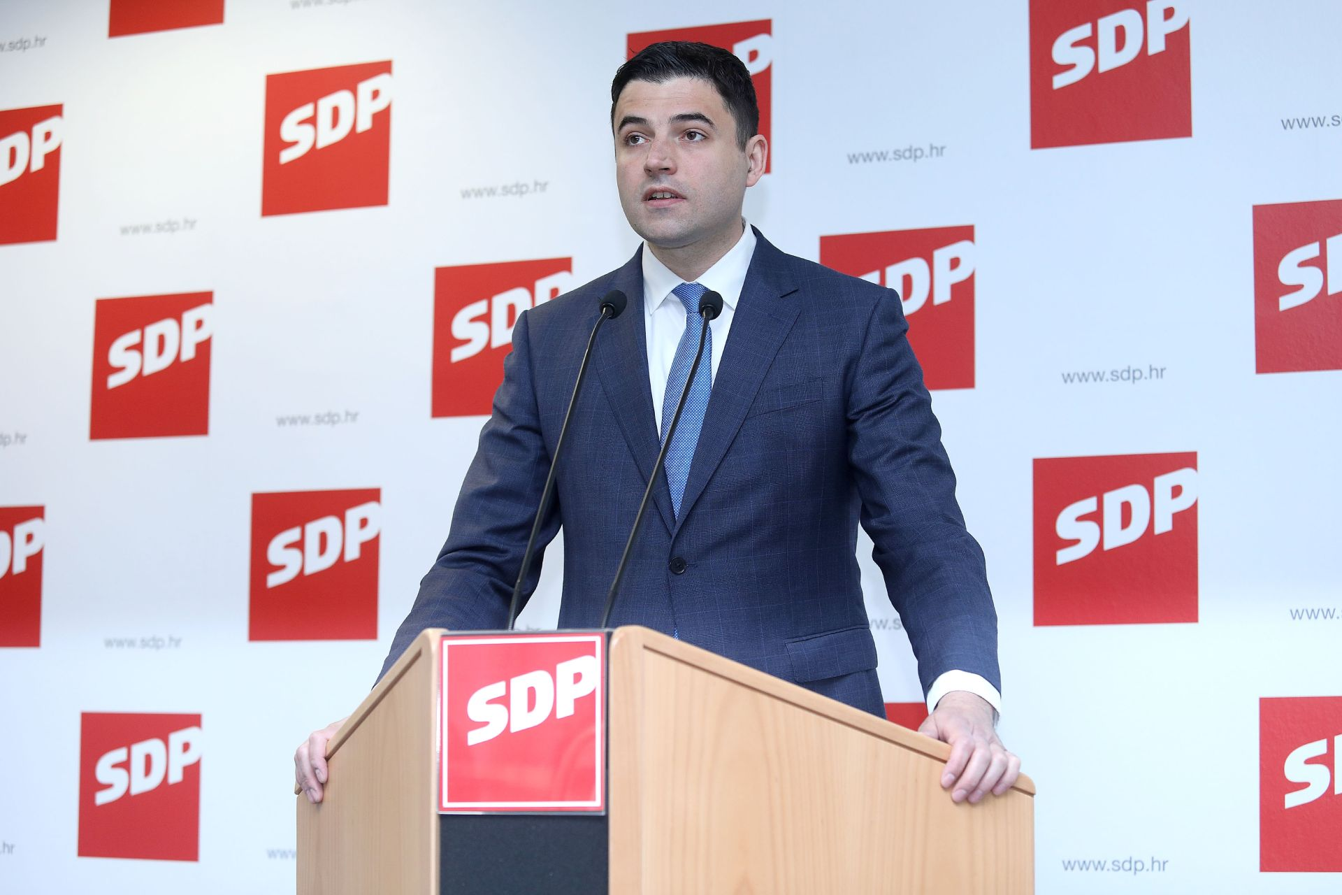 BERNARDIĆ: 'Hrvatskoj treba platforma i vizija za 21. stoljeće'