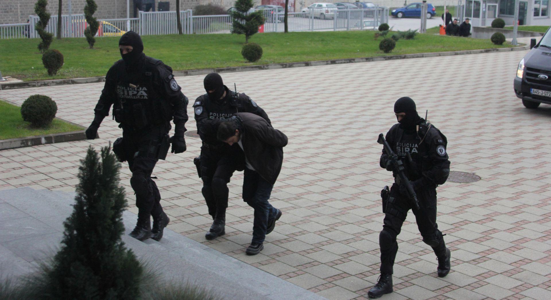 BiH Uhićene tri osobe zbog genocida i zločina protiv čovječnosti