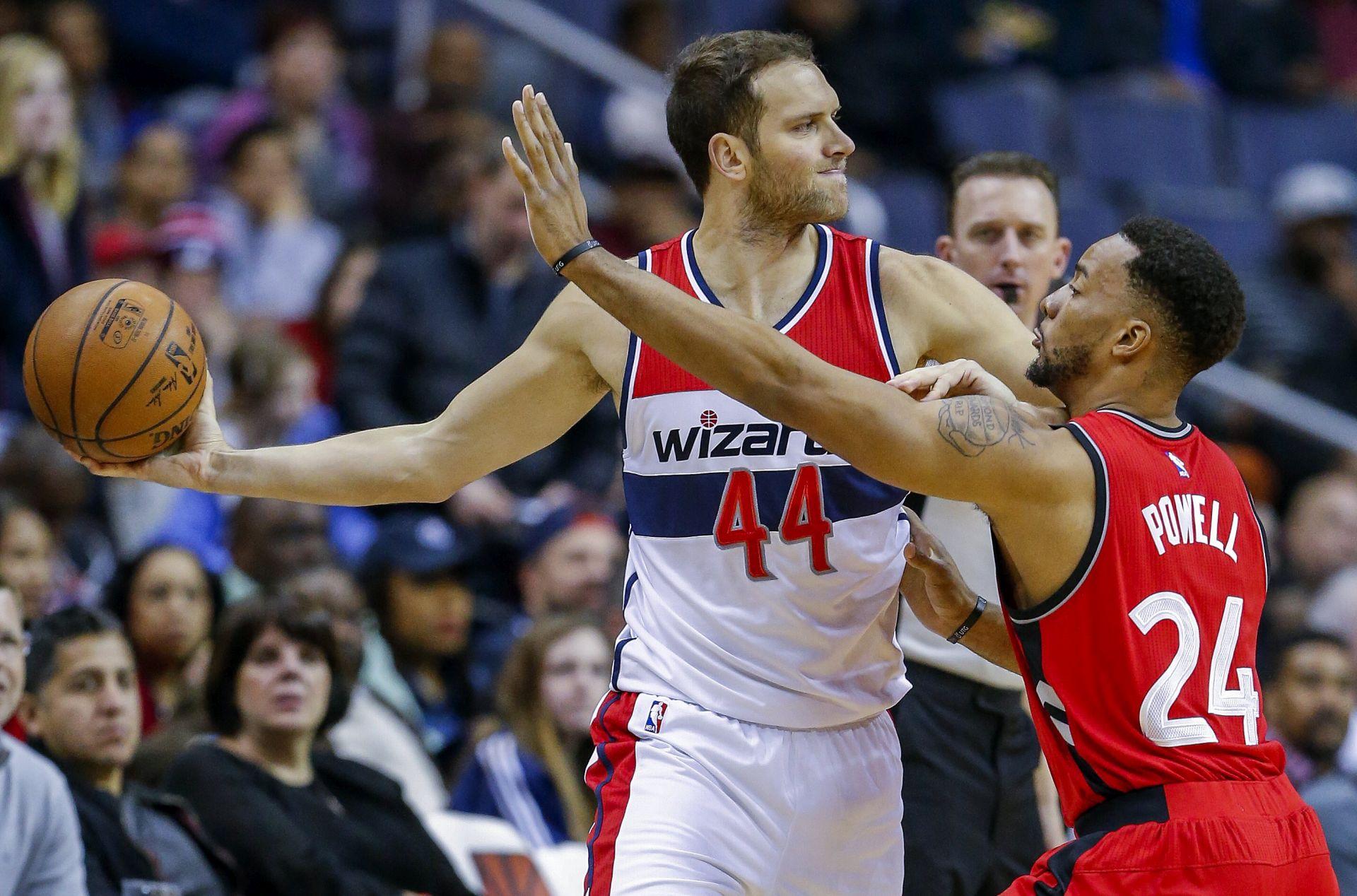 NBA Četvrta uzastopna pobjeda Washingtona, Bogdanović vrlo dobar