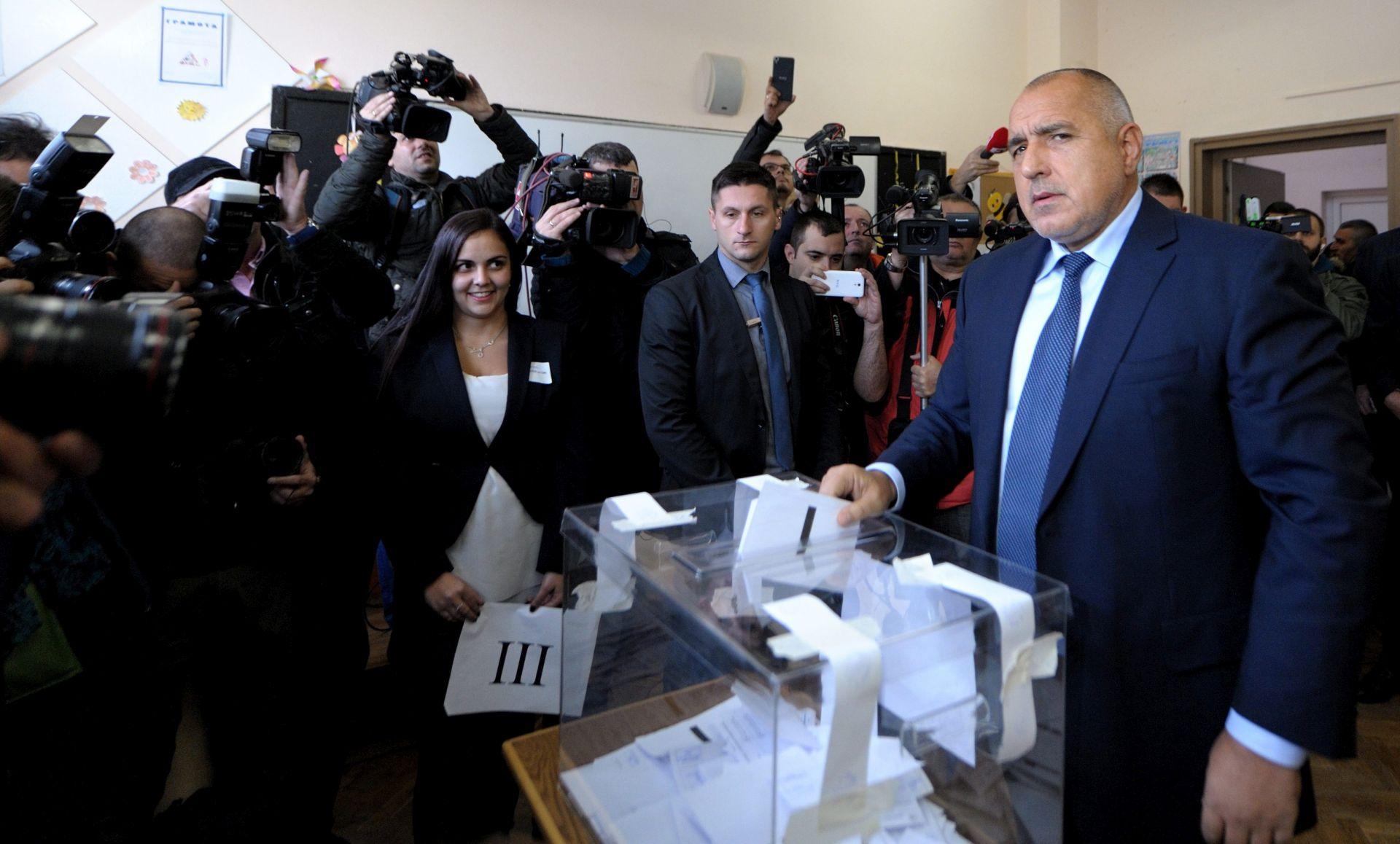 IZBORI U BUGARSKOJ: Pobjeda GERB-a bivšeg premijera Borisova
