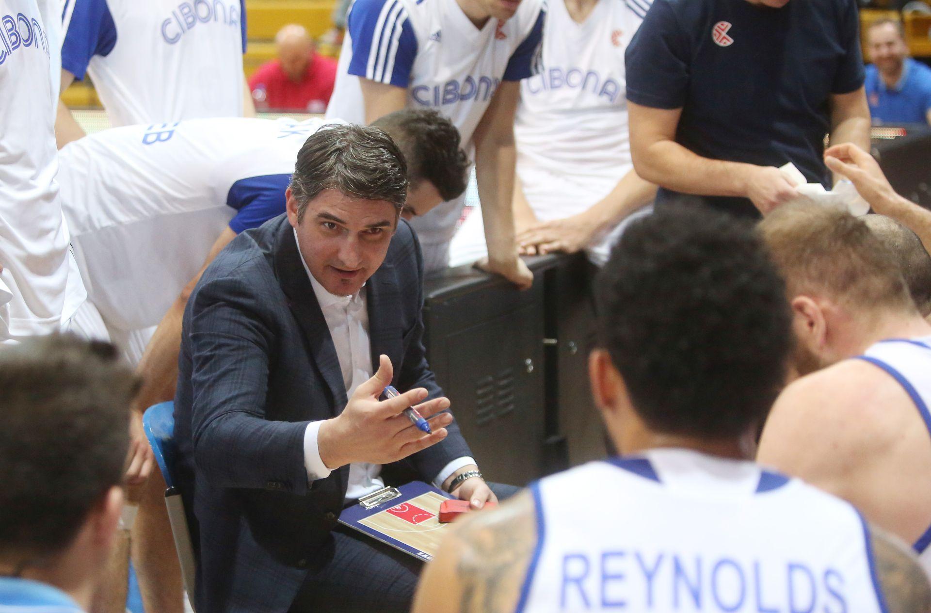 FIBA Eurokup: Ciboni minimalna prednost