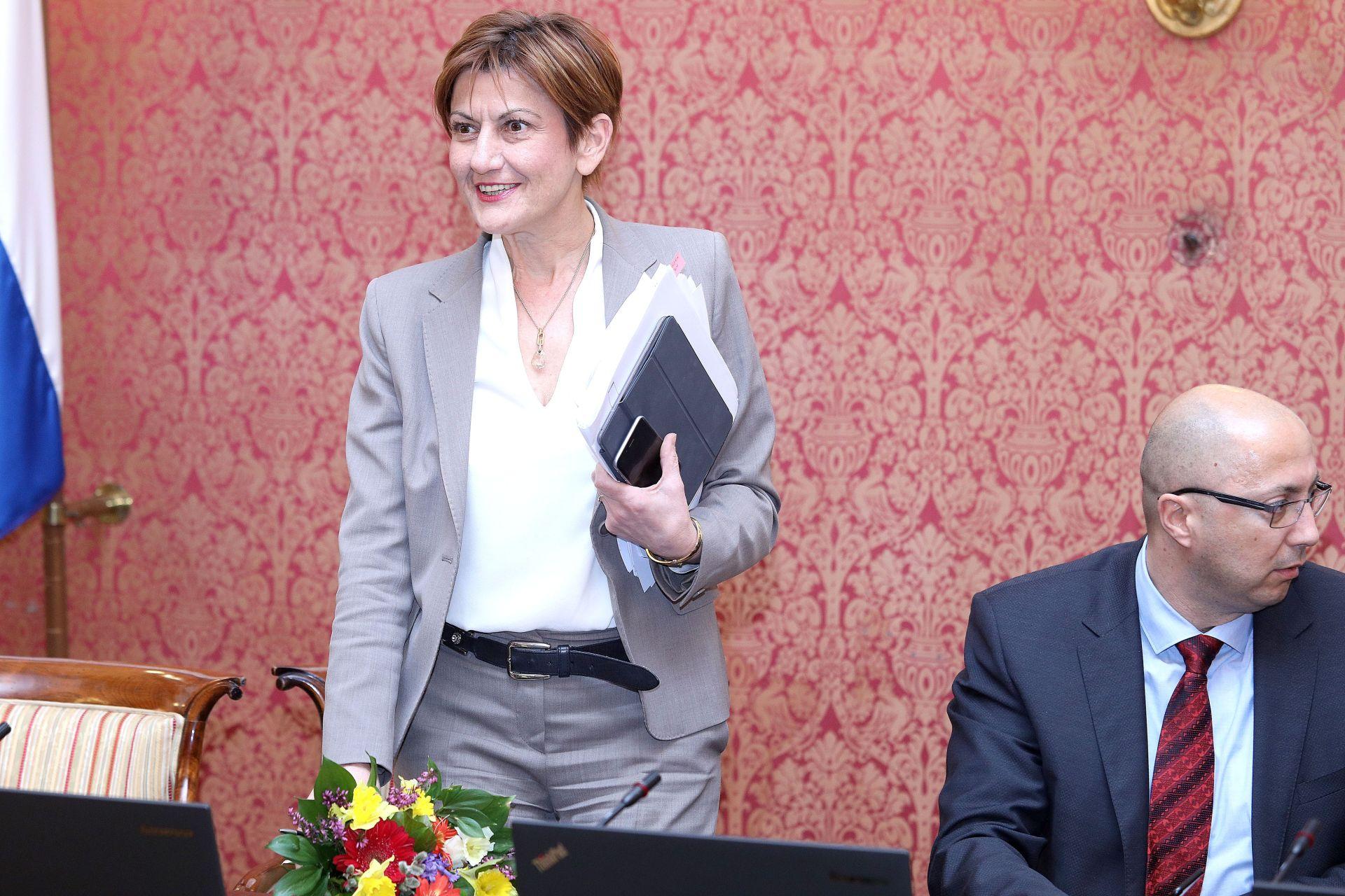 AGROKOR: Predstavnici 20-ak dobavljača na sastanku s potpredsjednicom Vlade Martinom Dalić