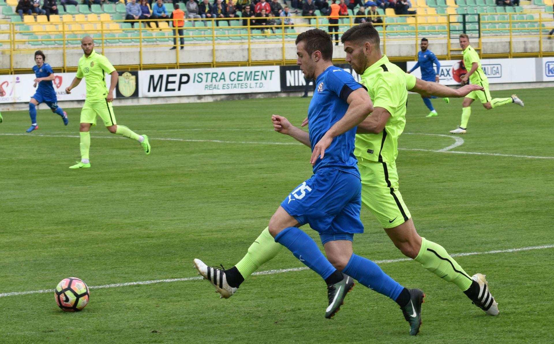 Prva HNL: Dinamo uvjerljiv protiv Istre 1961