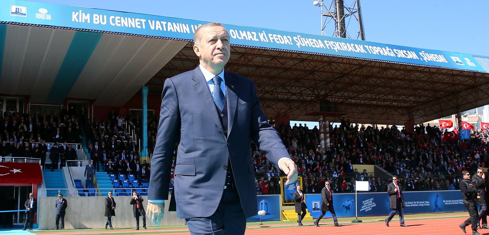 """Tursko """"da"""" za Erdogana na 51,3 posto u završnoj fazi prebrojavanja glasova"""