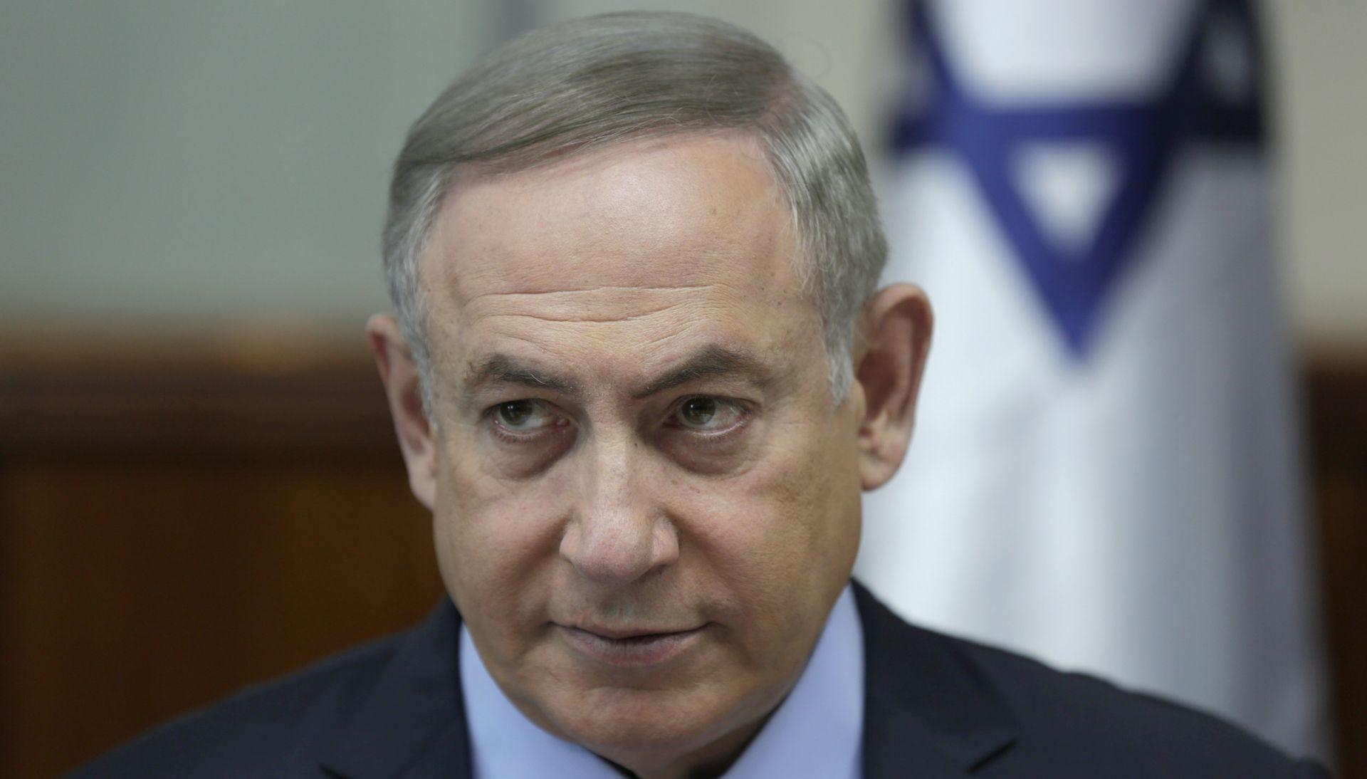 Netanyahu hoće zabraniti imenovanje ulice po Arafatu u arapskom gradu u Izraelu