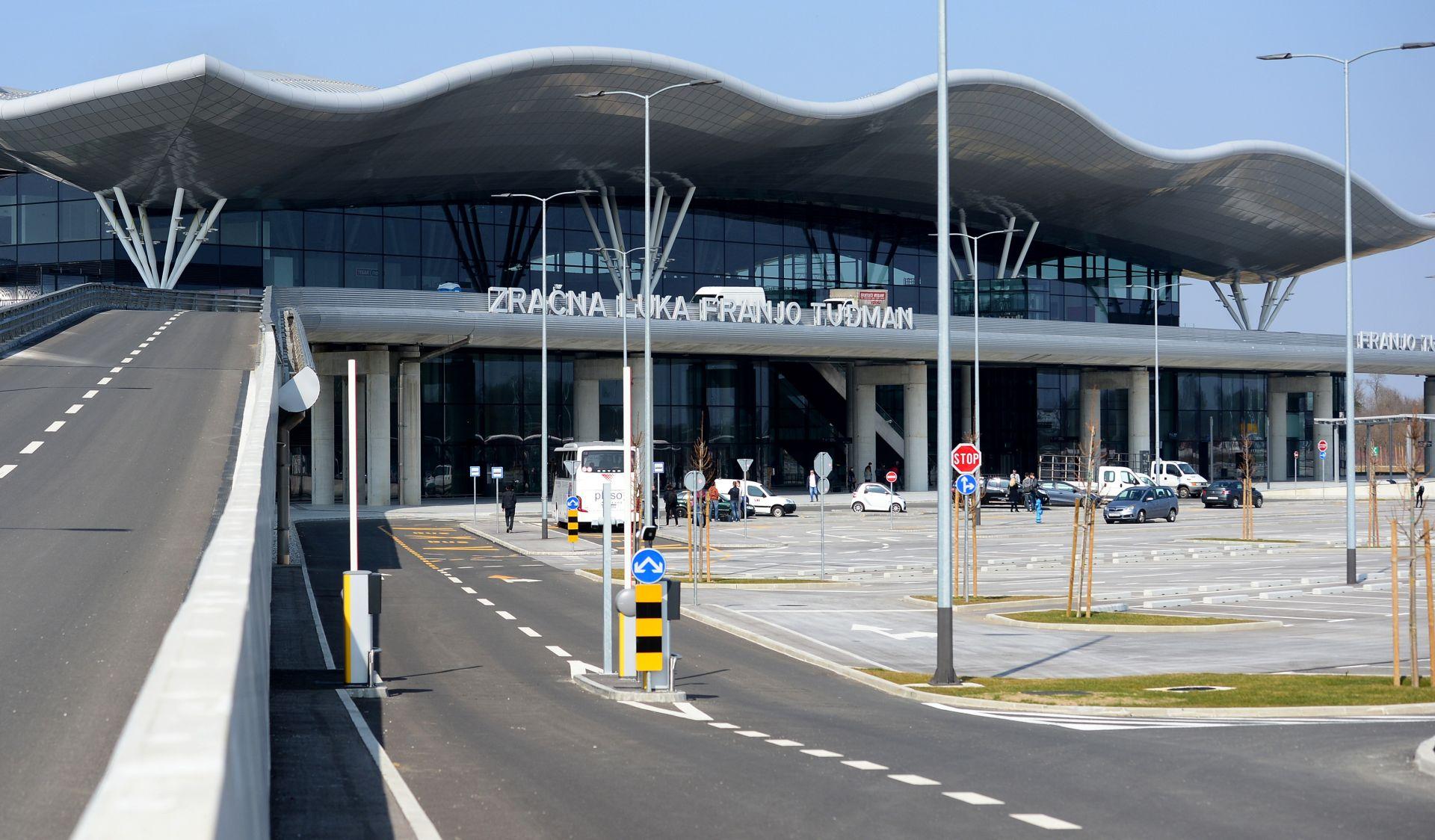 """Otvoren novi terminal Zračne luke """"Franjo Tuđman"""""""