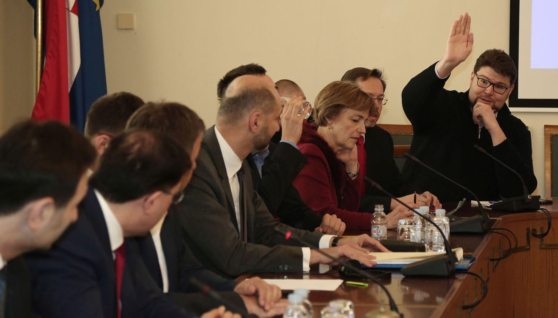 SDP-ovci napustili tematsku sjednicu o trgovinskoj politici EU