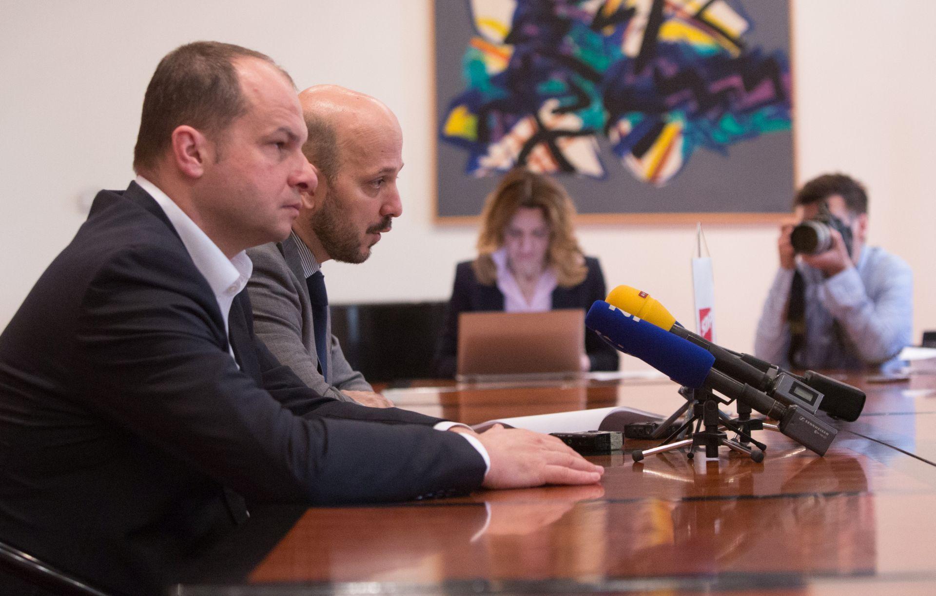 """AGROKOR Hajdaš Dončić: """"Lex Agrokor"""" nam je neprihvatljiv"""