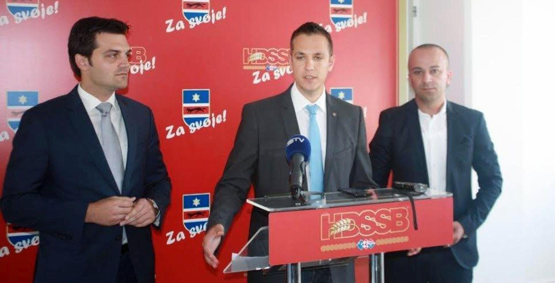 HDSSB: Juncker se miješa u hrvatski pravni i politički sustav
