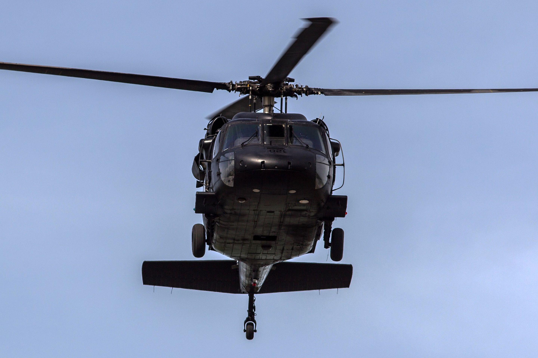 UKRAJINA U padu vojnog helikoptera poginulo pet osoba