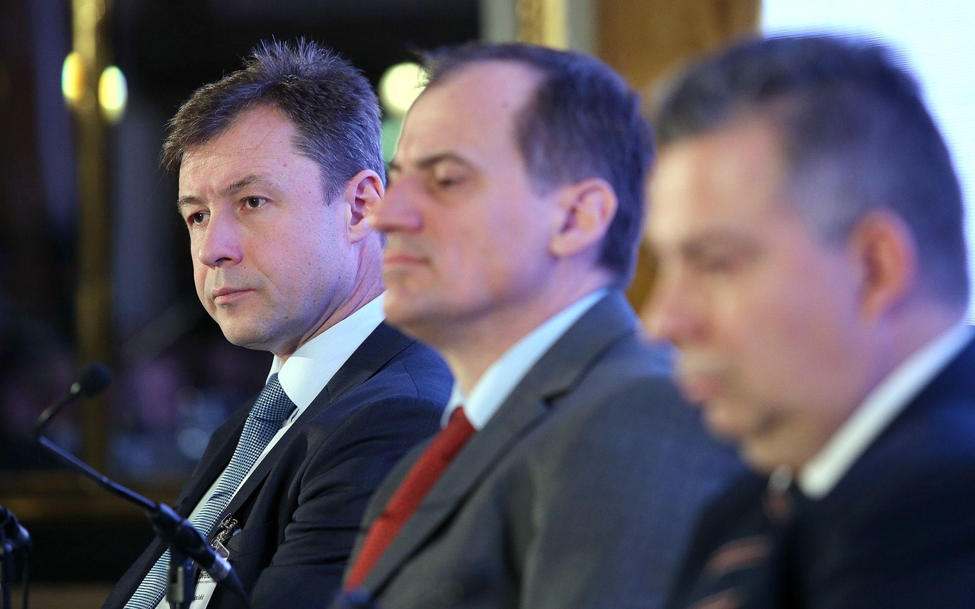 GORAN MARIĆ: 'Vjerujem da će Vlada sutra razriješiti Nadzorni odbor i Upravu HEP-a'