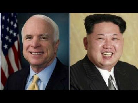 VIDEO: Kim Jong-un prijeti ratom SAD-u jer ga je McCain nazvao 'ludim debelim klincem'
