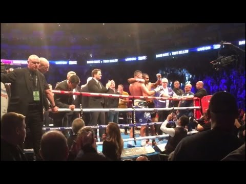 VIDEO: BOKS Bellew bolji od Hayea