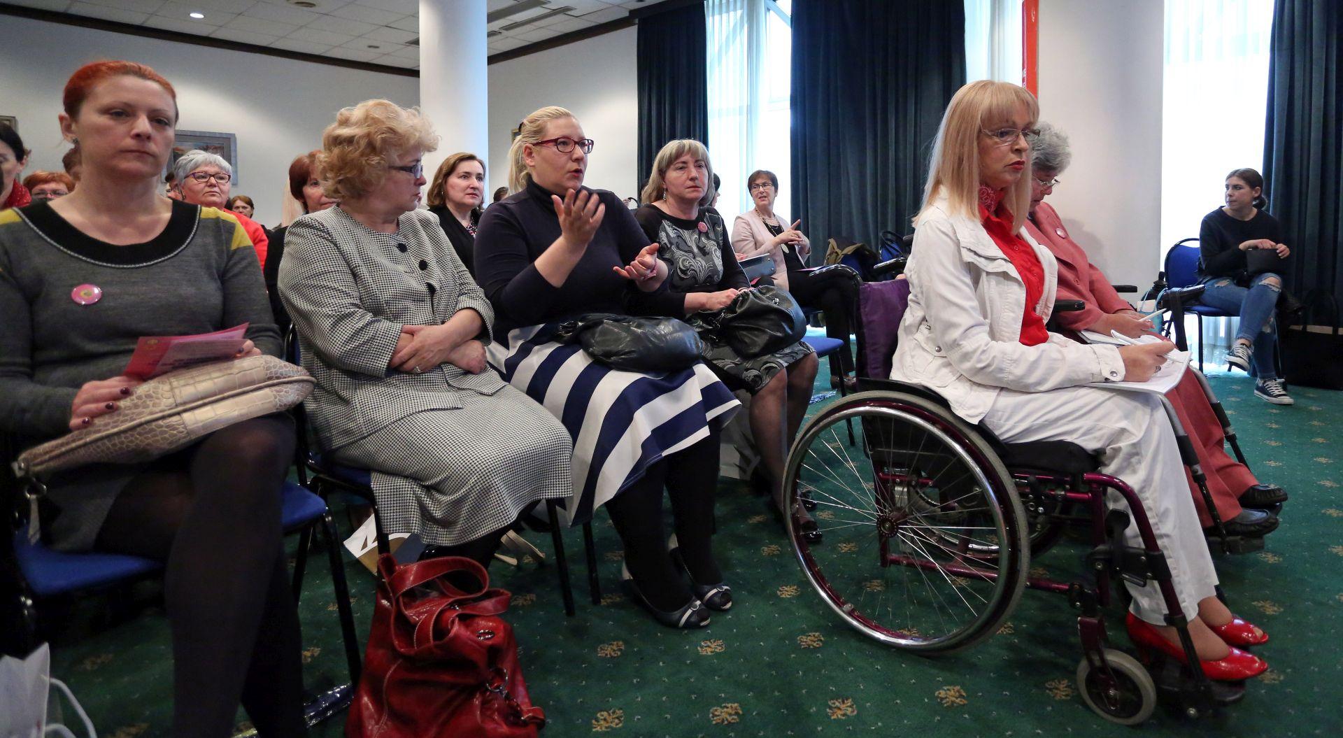 ODBOR Žene s invaliditetom višestruko su diskriminirane