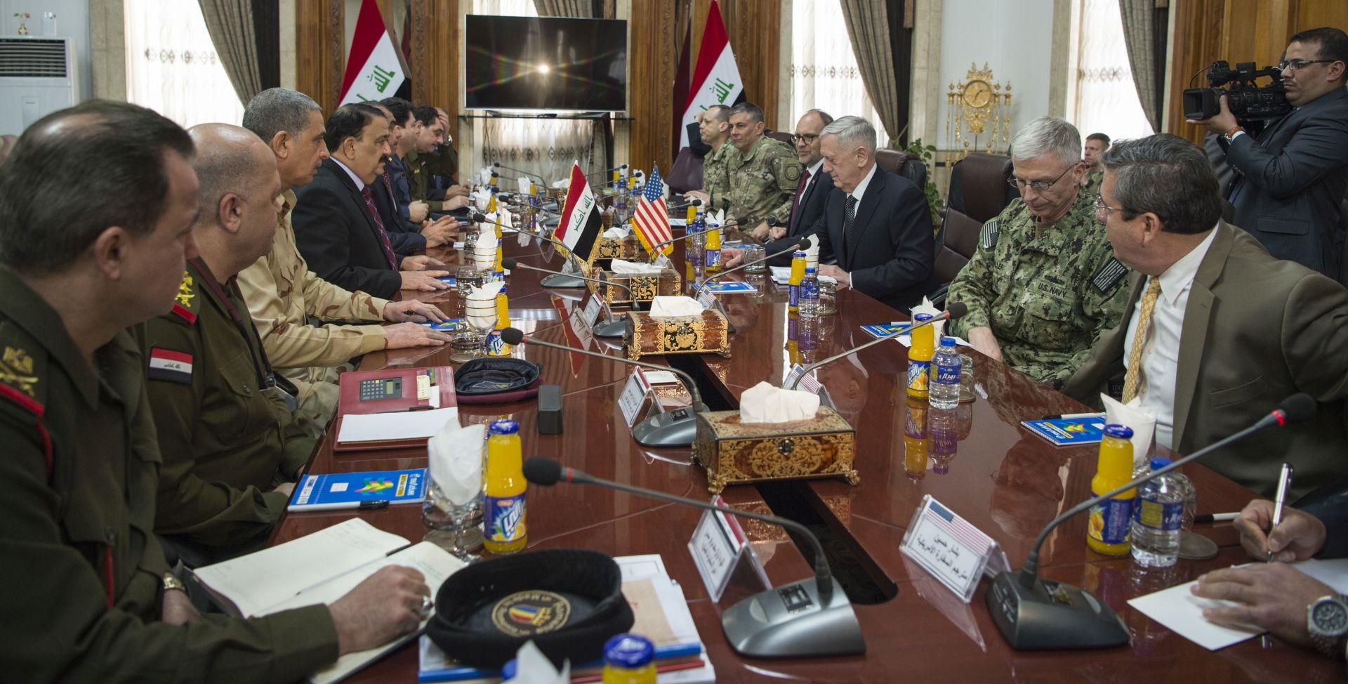 RAT PROTIV IS-a: SAD neće znatnije povećati broj vojnika u Iraku i Siriji