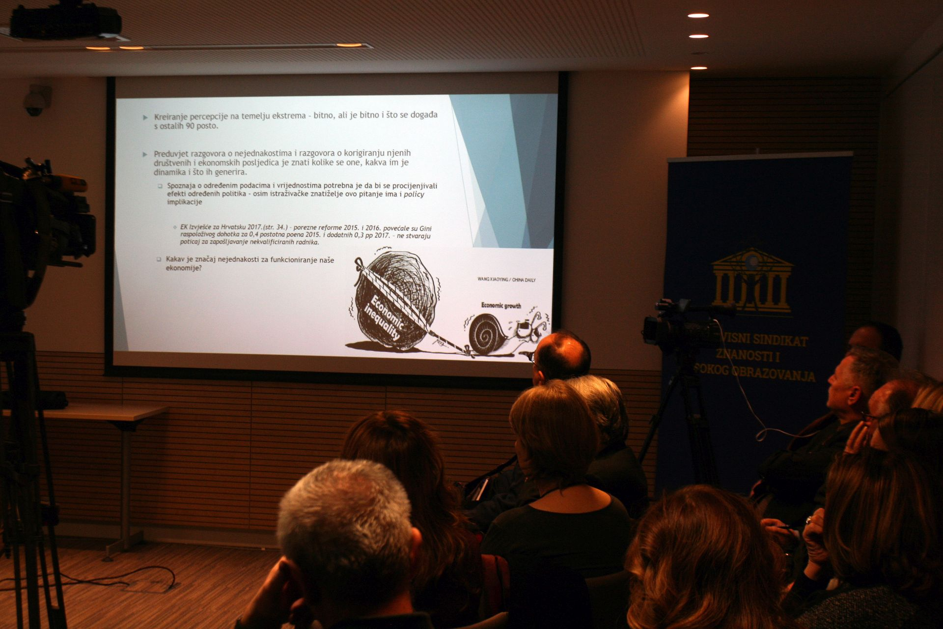 ISTRAŽIVANJE POKAZALO: U Hrvatskoj raste nejednakost plaća