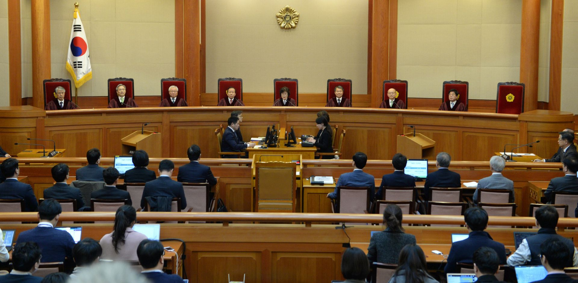 USPJEH MILIJUNA NEZADOVOLJNIH: Potvrđena smjena predsjednice Park Geun-Hye