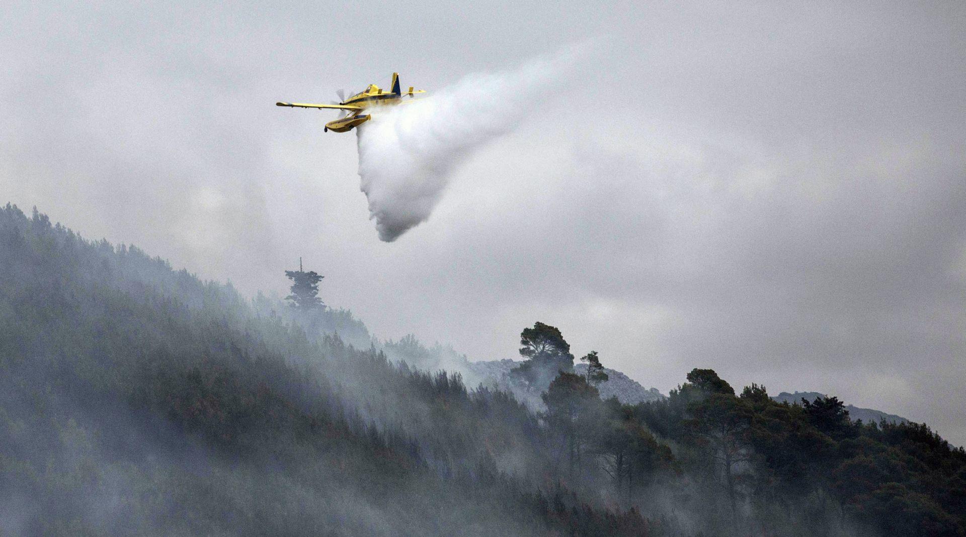 ŠIBENIK Zbog izazivanja požara na Jadriji prijavljen 74-godišnjak