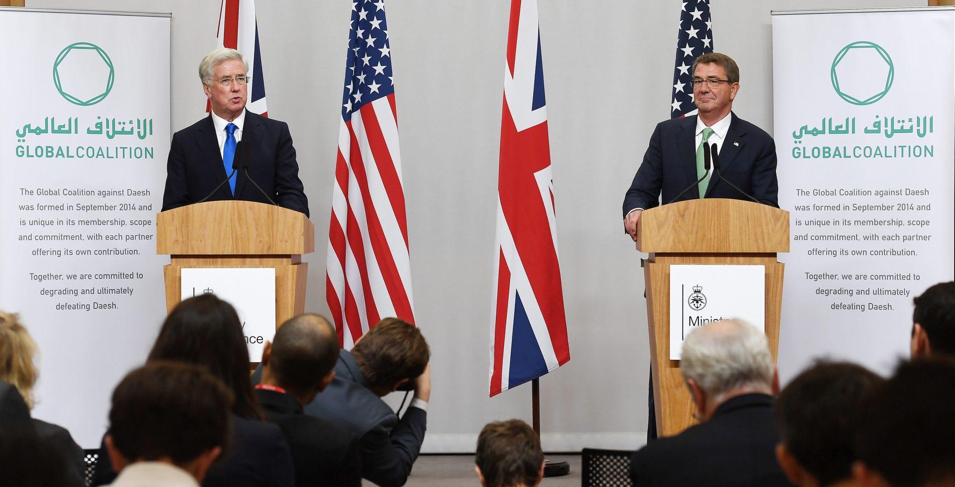 WASHINGTON Okuplja se koalicija za borbu protiv IS-a