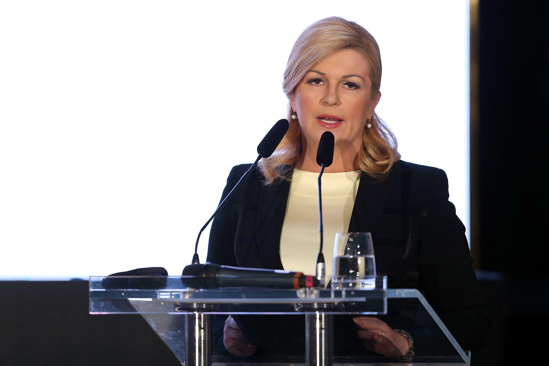 Kolinda se oglasila o problemima u Agrokoru