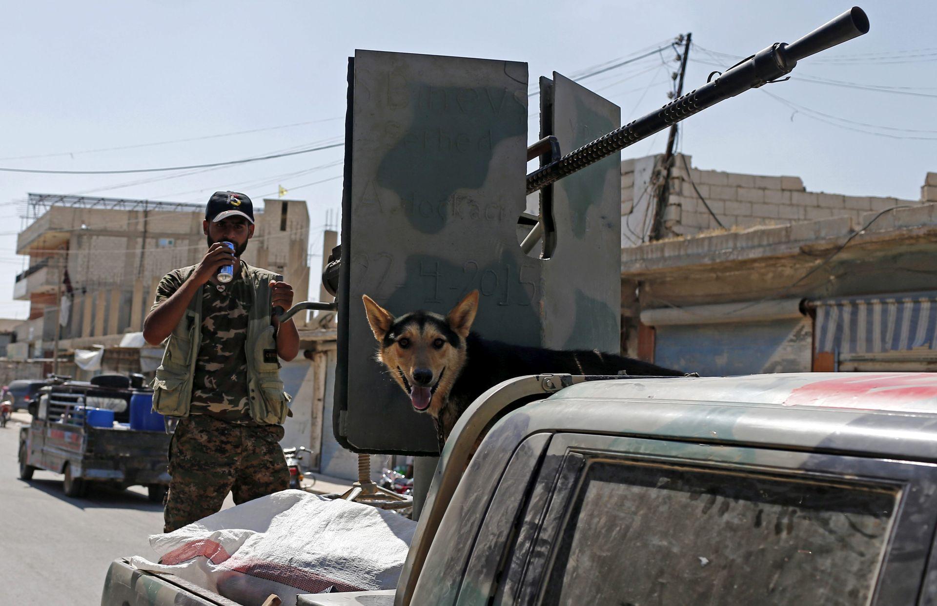 BORBA PROTV TERORIZMA: Rusija gradi vojnu bazu na teritoriju sirijskih Kurda