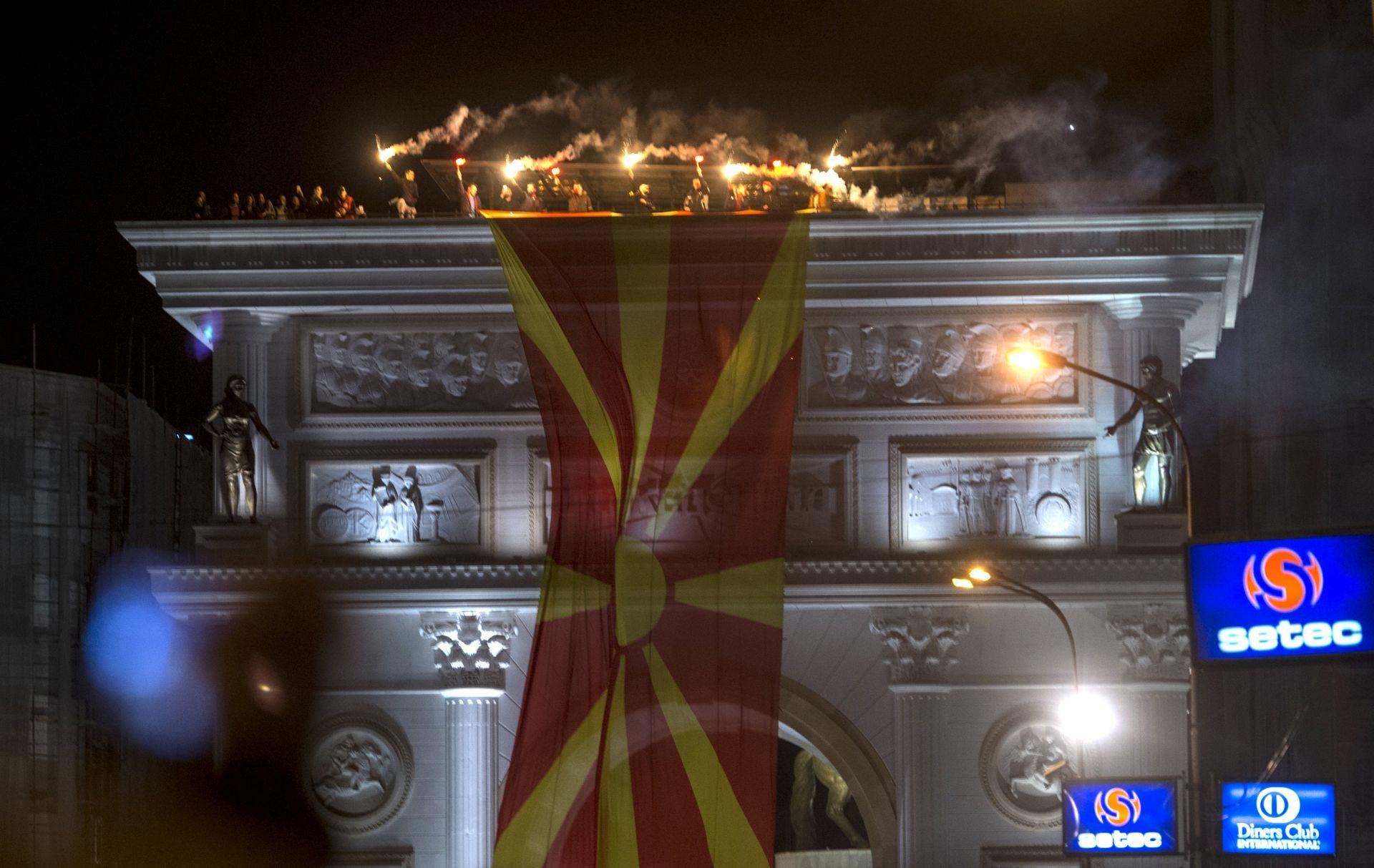 POLITIČKA KRIZA: Makedonski nacionalisti predlažu nove izbore