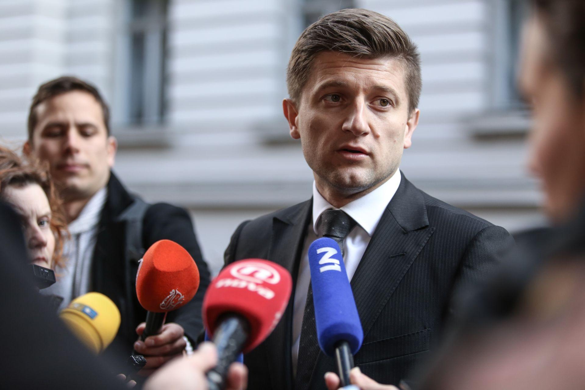 MINISTAR MARIĆ: 'Agrokor pokušava pronaći model za povećanje likvidnosti'