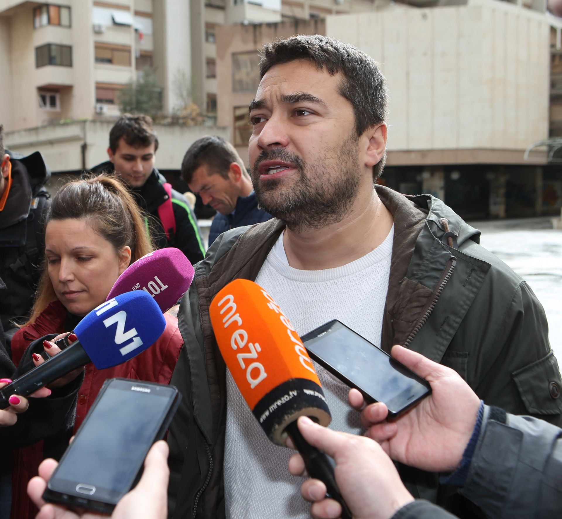 NOVA LJEVICA: Koalicija s Radničkom frontom, Markovina kandidat za gradonačelnika Splita