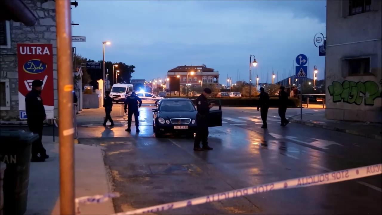 VIDEO: VELIKA ČISTKA Trenuci nakon uhićenja osumnjičenog